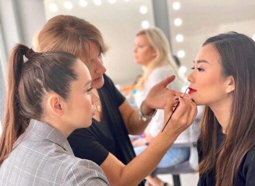 best makeup courses london