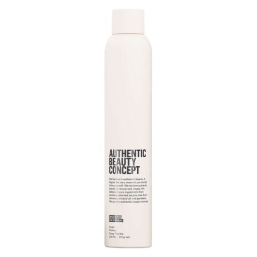 authentic beauty concept,hairstyling product,hair styling product,hairspray,vegan hairstyling product,vegan hair styling product,vegan hairspray