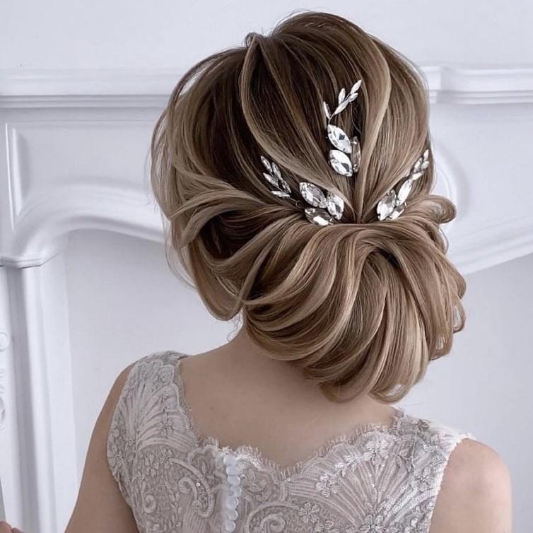 bridal hairstyling tutorial