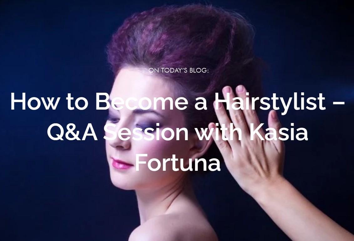 hairstylist blog