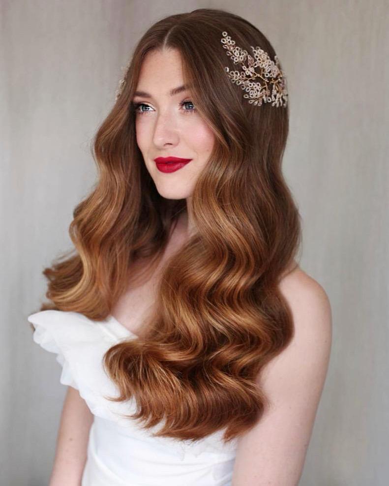 bridal makeup hairstyling portfolio